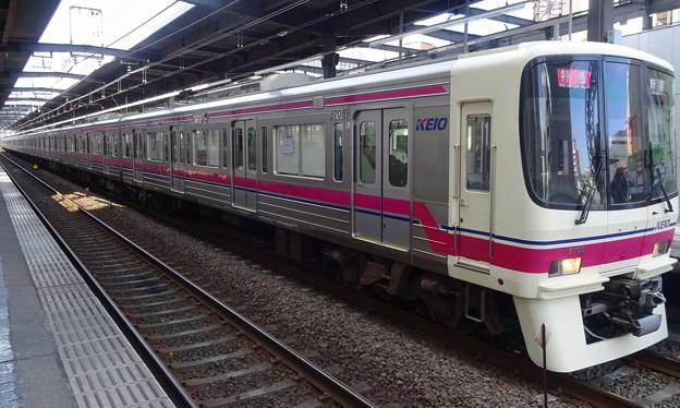 京王線系統8000系(第35回ジャパンカップ当日)