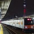 Photos: 東京スカイツリー(キャンドルツリー)と東武鉄道50050系