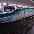 写真: JR東日本東北新幹線E5系「はやぶさ」
