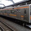 写真: JR東日本千葉支社 武蔵野線205系
