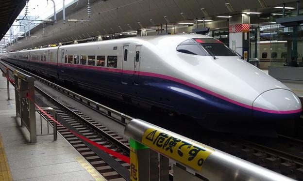 JR東日本東北新幹線E2系「はやて369号」
