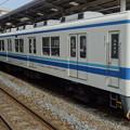 東武アーバンパークライン(野田線)8000系(第65回フジテレビ賞スプリングステークス(GII)当日)