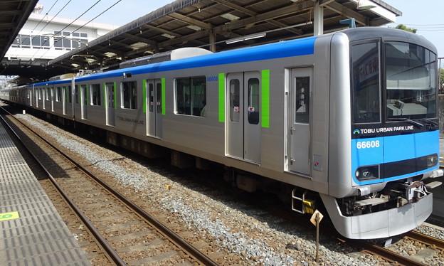 東武アーバンパークライン(野田線)60000系(第65回フジテレビ賞スプリングステークス(GII)当日)