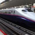 写真: JR東日本上越新幹線E2系「とき333号」
