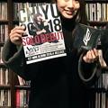 Photos: 守永真彩(真矢RADIO放送前にて)