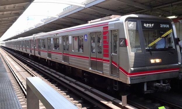 Osaka Metro(大阪メトロ)御堂筋線21系