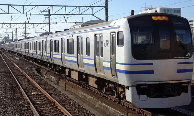 JR東日本横浜支社E217系 外房線快速