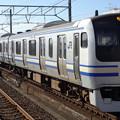 写真: JR東日本横浜支社E217系 外房線快速