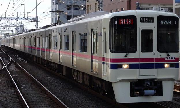 Photos: 京王線系統9000系(天皇賞(秋)当日)