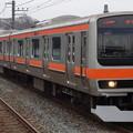 JR東日本千葉支社 武蔵野線E231系(有馬記念当日)