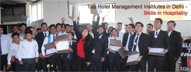 Hotel Management Institutes in Delhi