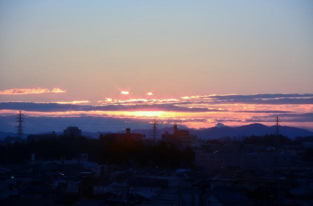 日の出前~