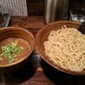 中野 二代目 えん寺 ベジポタつけ麺  濃厚で本当に美味しかった♪
