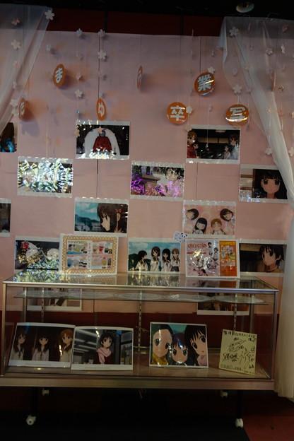 横須賀HUMAX たまゆら 卒業写真 朝 展示コーナー