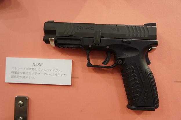 ガンゲイルオンライン ピトフート ハンドガン XDM