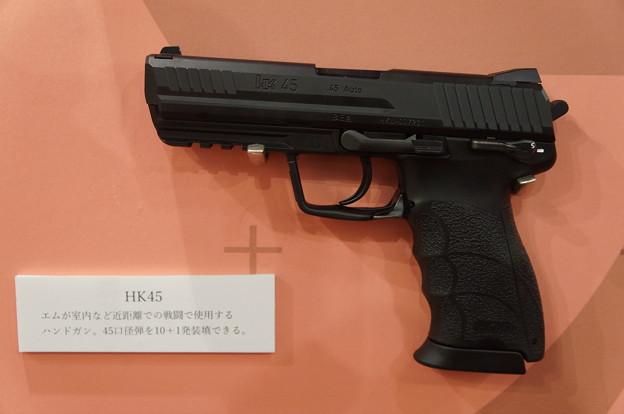ガンゲイルオンライン エム サイドアームズ  HK45