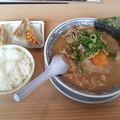 写真: 丸源餃子ランチ