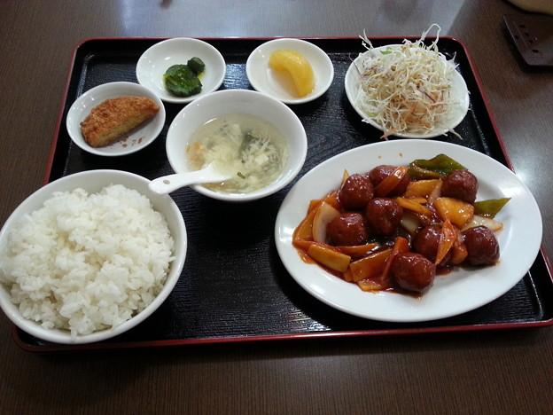 台湾料理 昇龍 肉団子ランチ