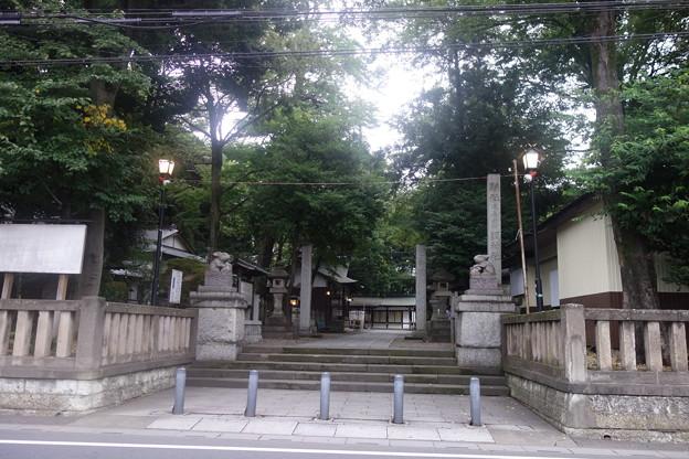 戦姫絶唱シンフォギアAXZ 聖地巡礼 調神社