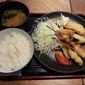Photos: 串かつ でんがな 特製串かつ A定食
