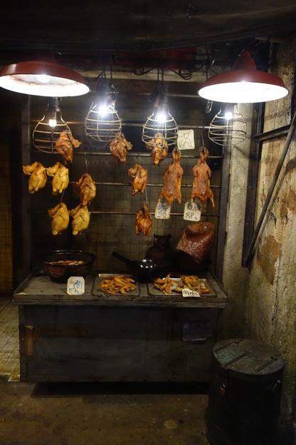 九龍城砦 肉屋