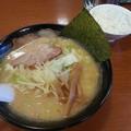 Photos: 北海道ラーメン おやじ 味噌らーめん ライス 小