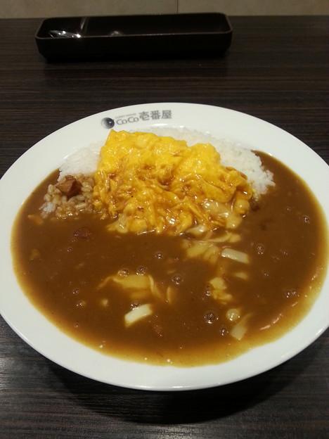 ココイチ カレー 美味しかった(≧▽≦)