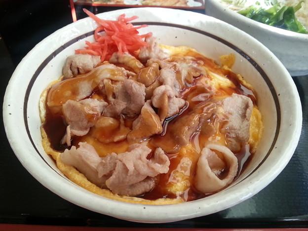 Photos: 豚玉丼 甘たれ 美味しいデース(*^^*)