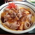 豚玉丼 甘たれ 美味しいデース(*^^*)