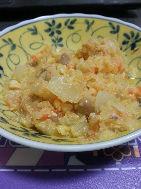栃木の郷土料理 しもつかれ 美味しいですよo(^o^)o