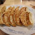 ぎょうざの満州の餃子 本当に美味しいo(^o^)o
