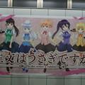Photos: アニメジャパン2019 ご注文はうさぎですか??壁面広告