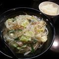Photos: 麺工房 楓  塩あんかけタンメン 半ライス
