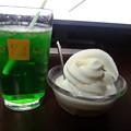 Photos: アイス ジュース 飲み放題~o(^o^)o