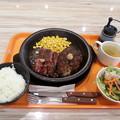 いきなりステーキでランチ