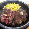Photos: いきなりステーキ ハンバーグ コラボランチ