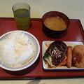 Photos: まいどおおきに食堂で飯デース(*^^*)