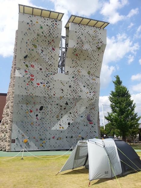 Photos: ボルダリングキャンプ
