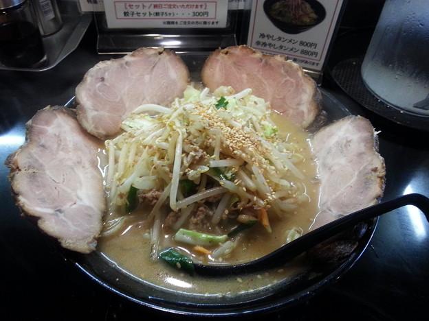 麺工房 楓  味噌タンメンチャーシュー
