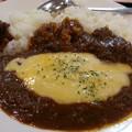 Photos: チーズカレー 美味しいデースo(^o^)o