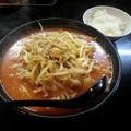 Photos: 麺工房 楓 辛味噌タンメン 半ライス