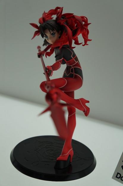 Fate/stay night 遠坂リン 戦闘時 1/7スケールフィギュア