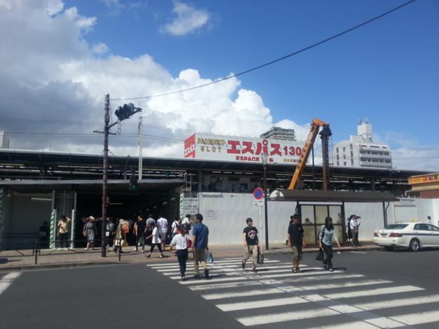Photos: 久しぶりの 新小岩 キター\(^_^)/