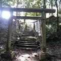 Photos: ヤマノススメ  聖地巡礼  諏訪八幡神社