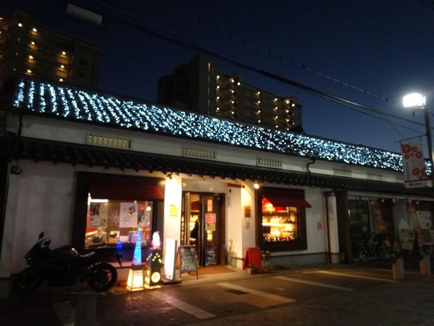 2018.12.25 クリスマスのまち灯り~伊丹酒蔵通り~