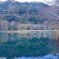 湯の湖ブルー