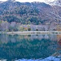 写真: 湯の湖ブルー