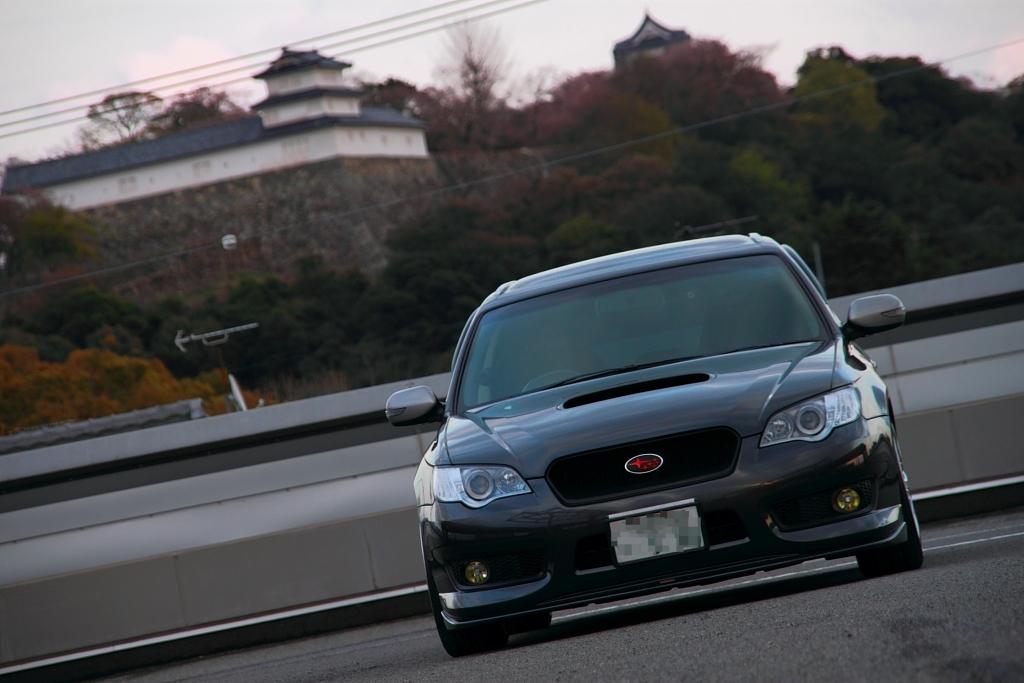 写真: お城3