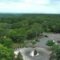 写真: 展望台から観た風景