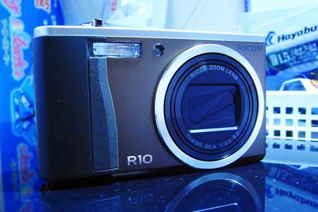 R10(R8撮影)
